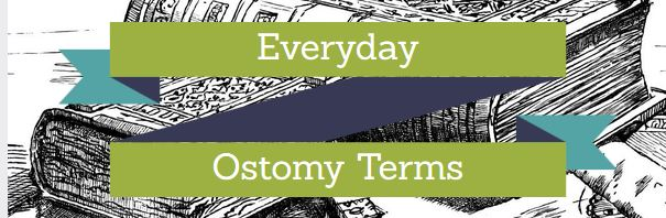 Ostomy Vocabulary to Learn