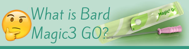 What is a Bard Magic3 GO Female Catheter