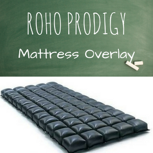 ROHO PRODIGY Mattress System - Inflatable Mattress Overlay Air Cushion