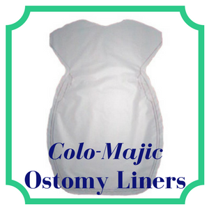 Colo-Majic - Ostomy Disposable Liners