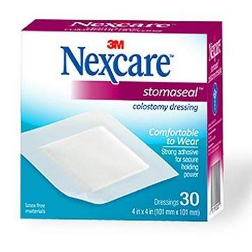 Picture of 3M Nexcare - Stomaseal Colostomy Dressing