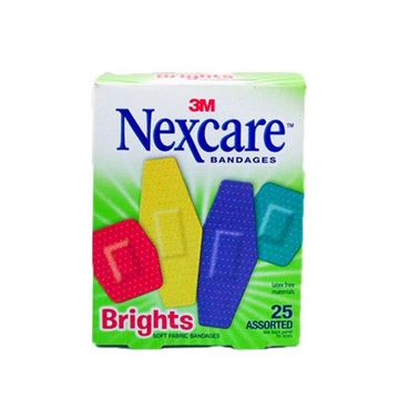 Picture of 3M Nexcare Brights - Soft Fabric Bandages