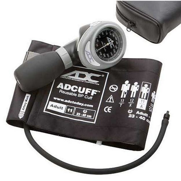 Picture of ADC Diagnostix - Palm Held Aneroid Blood Pressure Monitor