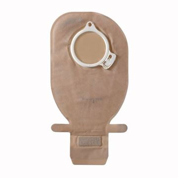 """Picture of Coloplast Assura - 10 1/2"""" Drainable 2-Piece Ostomy Bag (Midi)"""
