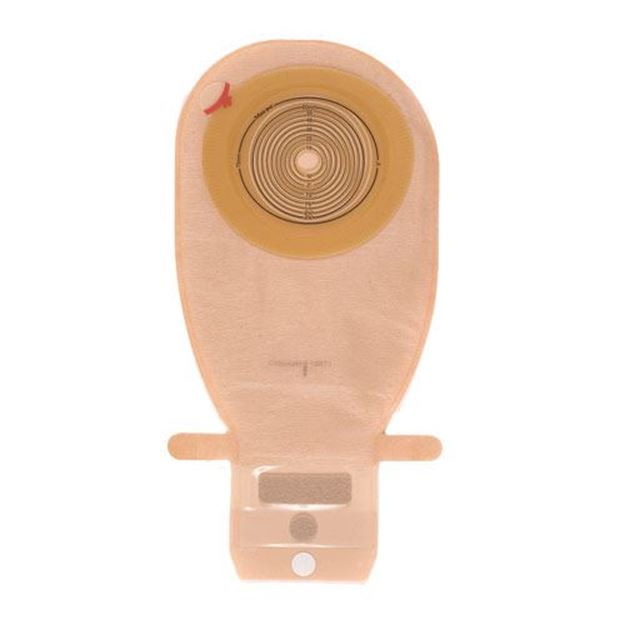 """Picture of Coloplast Assura EasiClose - 11 1/2"""" Drainable 1-Piece Ostomy Bag (Pre-cut - Maxi)"""