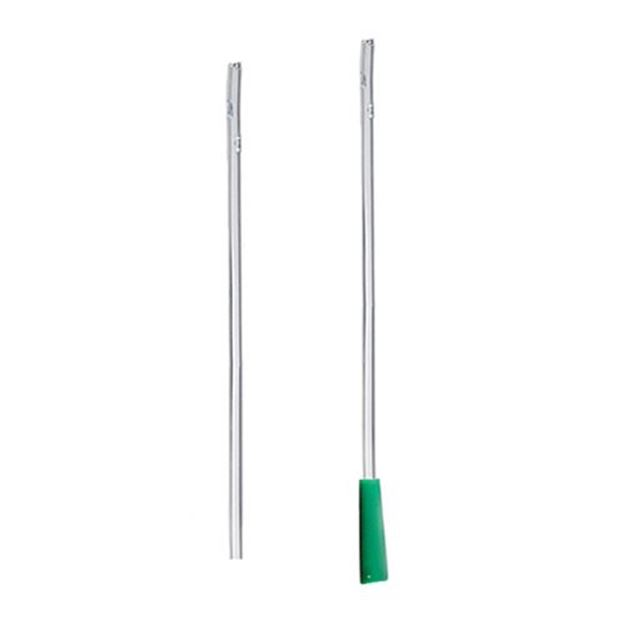 """Picture of Cure - 6"""" Female Catheter with Funnel End"""