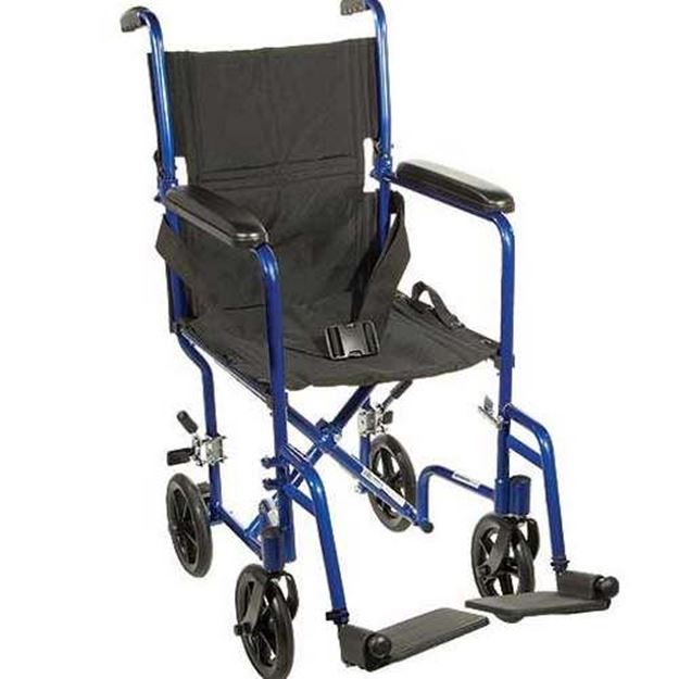 Picture of Drive Medical - Lightweight Transport Chair
