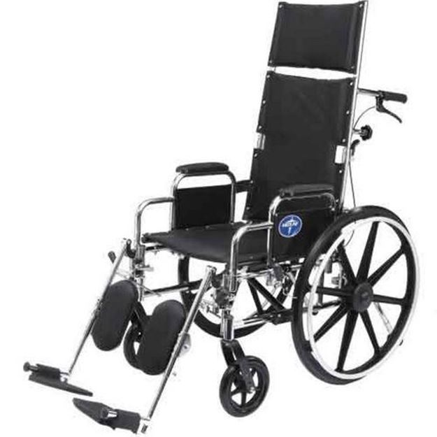 Picture of Medline Excel - Reclining Wheelchair