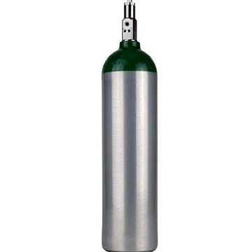 """Picture of Responsive Respiratory - """"D"""" Oxygen Cylinder"""