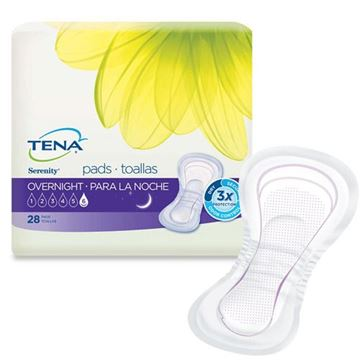 Picture of SCA TENA Serenity - Overnight Pads