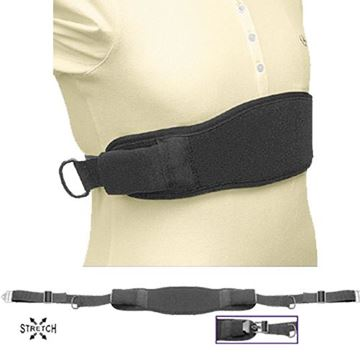 Picture of Therafin Therafit - Stretch Chest Strap (2 Buckles with Adjustable Straps)