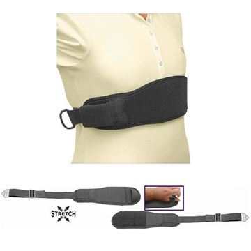 Picture of Therafin Therafit - Stretch Chest Strap (2-Piece with 2 Sewn Straps)