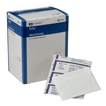Picture of Telfa - Adhesive Dressing