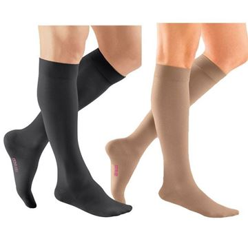 Picture of Mediven Plus - Knee High 20-30mmHg Compression Stocking (Standard Band/Regular Calf)
