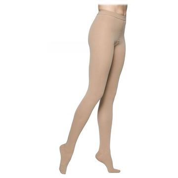 Picture of Sigvaris Opaque - Women's 20-30mmHg Plus Size Compression Support Pantyhose