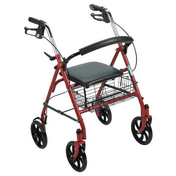 """Picture of Drive Medical - Rollator with 7.5"""" Casters"""