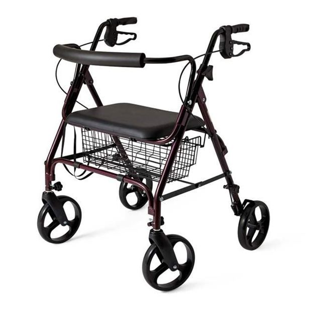 Picture of Medline Guardian - Bariatric Heavy Duty Rollator