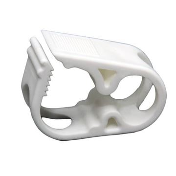Picture of Urocare - Adjustable White Tube Clamp