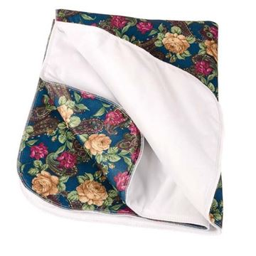Picture of Duro-Med - Floral Washable Underpad
