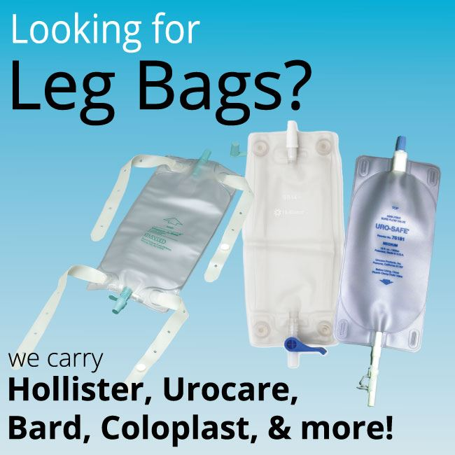 Shop Catheter Leg Bags