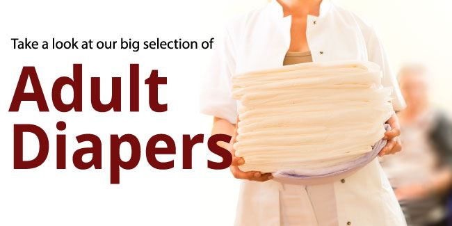Shop Adult Diapers