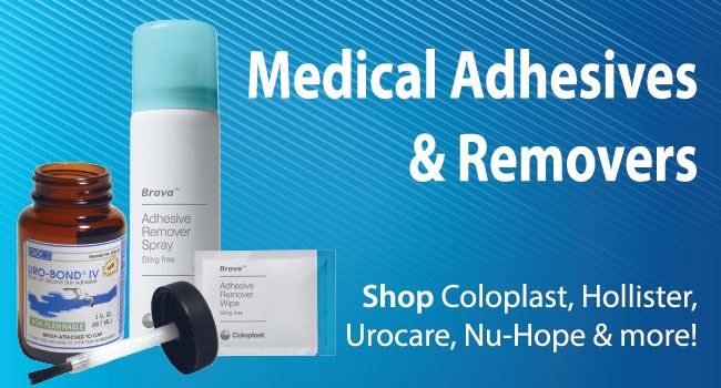 Shop MWound Care Medical Adhesives and Removers