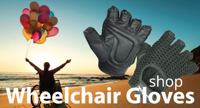 Shop Wheelchair Gloves