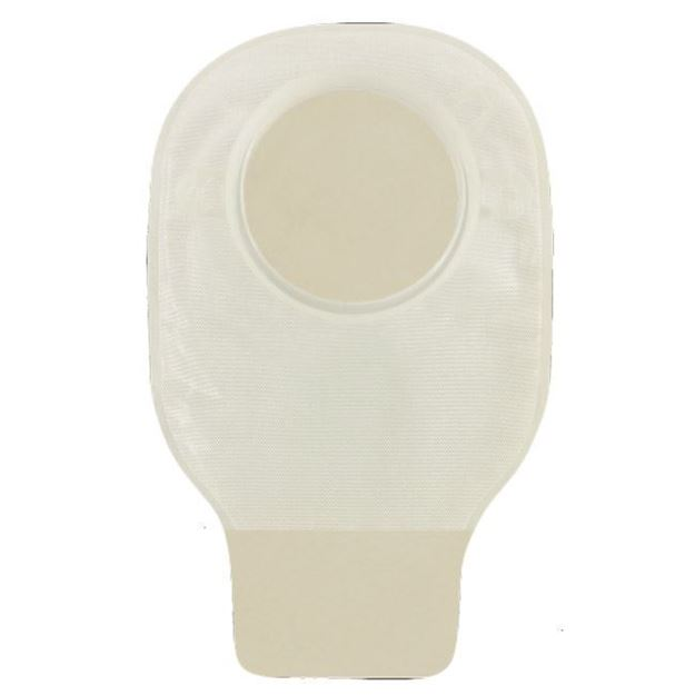 """Picture of Securi-T USA - 9"""" 2-Piece Drainable Ostomy Bag"""
