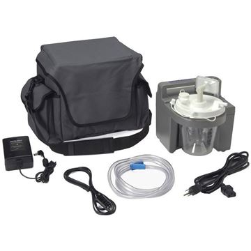 Picture of DeVilbiss Homecare - Portable Suction Machine Unit