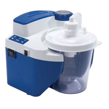 Picture of DeVilbiss Vacu-Aide QSU - Portable Aspirator (Quiet Suction Machine)