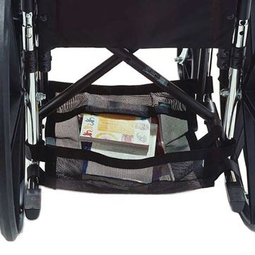 Picture of EZ-Access EZ-Accessories - Carry-On Wheelchair Under-Chair Tote