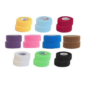 """Picture of Andover CoFlex Med - 1"""" Cohesive Bandage"""