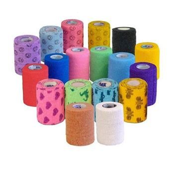 """Picture of Andover CoFlex Med - 3"""" Cohesive Bandage"""