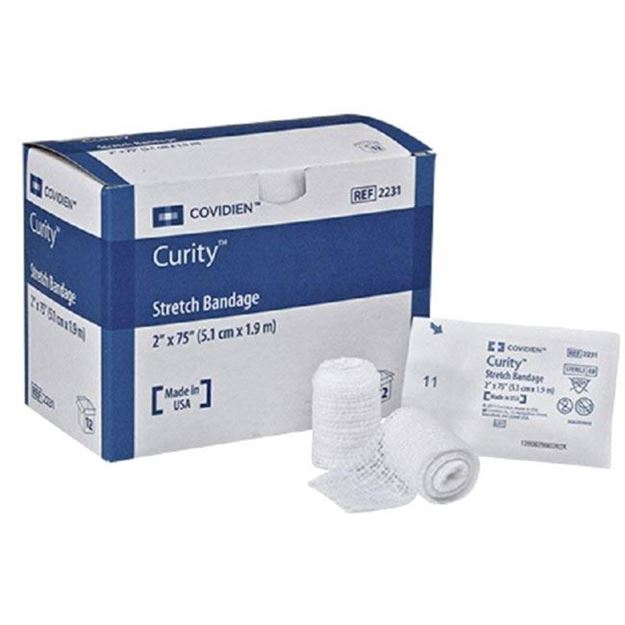 Picture of Covidien Curity - Sterile Gauze Bandage