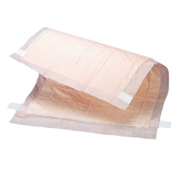Picture of Tranquility - Peach Sheet Bed Pads