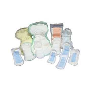 Picture of Sample Incontinence - Light to Moderate Sample Pack (Pads/Liners)