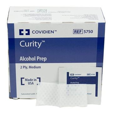 Picture of Covidien Curity - Alcohol Prep Pads