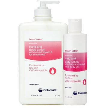 Picture of Coloplast Sween Lotion - Hand and Body Lotion