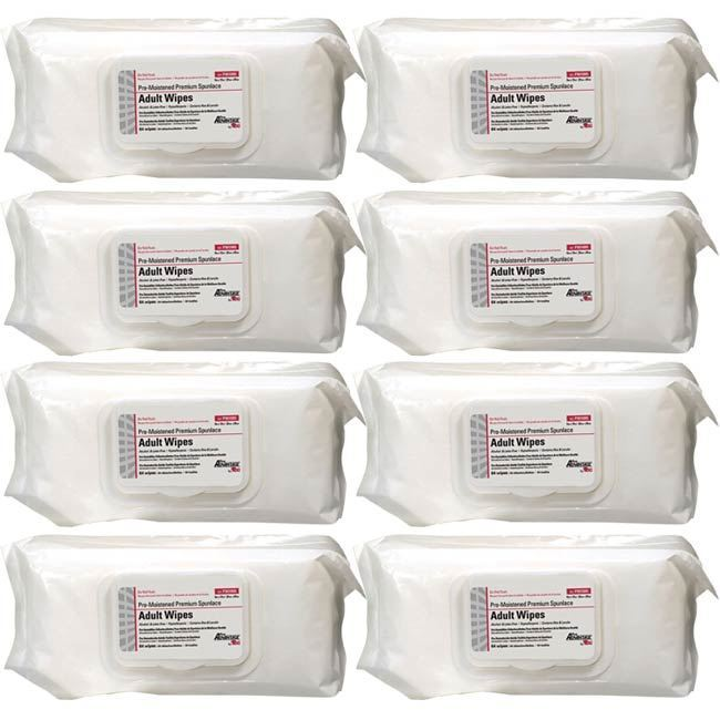 Picture of Soft Pack Refill - Case of 8 (512)