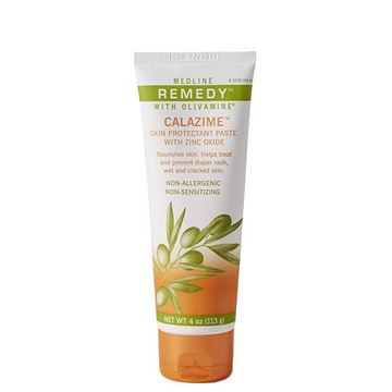 Picture of Medline REMEDY - Calazime Skin Protectant Paste with Zinc Oxide