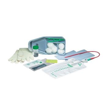 Picture of Bard - Red Rubber Intermittent Catheterization Tray