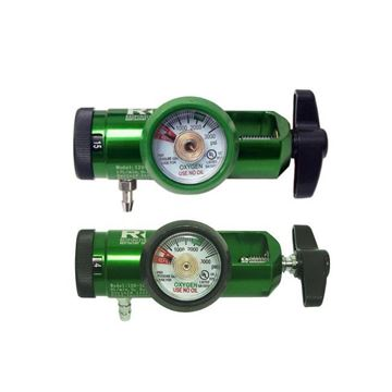 Picture of Responsive Respiratory - Medical Oxygen Regulator with Barb Outlet