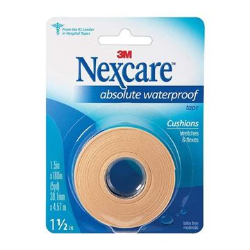 Picture of 3M Nexcare - Absolute Waterproof First Aid Tape (hypoallergenic)